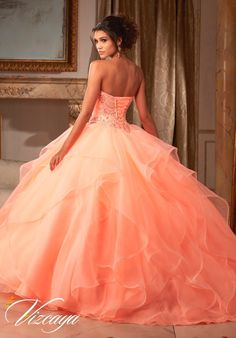 Mori Lee Quinceanera Dress Style 89115 - ABC Fashion