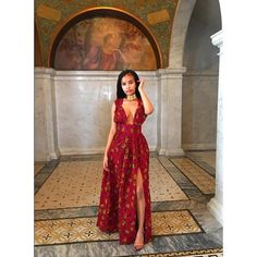 African print women dresses with side slit,african infinity dress,African summer dresses,Ankara infi Ankara Maxi Dress, Kente Dress, African Attire, African Dress, African Fabric, Fashion Competition, Infinity Dress, Africa Fashion, Ankara Styles