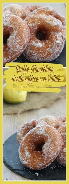 Beignets, Cooking Cake, Cooking Recipes, Other Recipes, Sweet Recipes, Delicious Desserts, Dessert Recipes, Italian Christmas Cookies, Healthy Weeknight Dinners