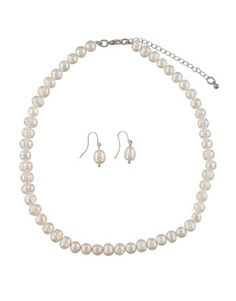 Pearl Necklace & Earring Set | Woolworths.co.za Mother Day Wishes, Mother Day Gifts, Best Mother, Winter Warmers, Queen, Mothers Love, Earring Set, Pearl Necklace, Proverbs 31