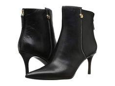 fdd322870ac5 Crochinetta 100 Black Leather - Women Shoes - Christian Louboutin ...