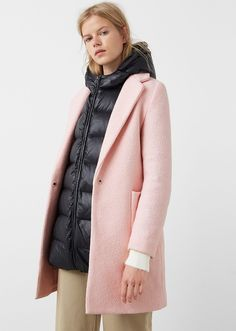 The Best Pink Coats of Winter 2016 | StyleCaster
