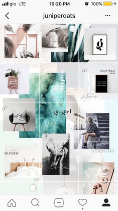 26 Best Instagram Puzzle Theme images in 2019   Page layout