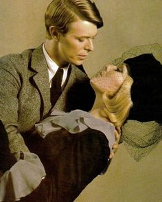 And good night. Bowie and Kim Novak. Just A Gigolo (1978)
