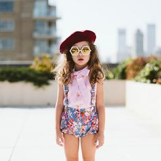 Super cute, quirky outfit combos by Lacey Lane. So in love!