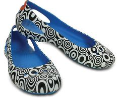 Women's Kadee MONDO Circles Flat | Comfortable Flats | Crocs Official Site