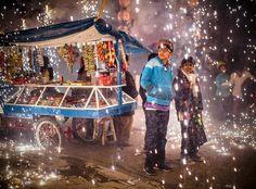 Holy Week celebrations in Acobamba, Tarma, Peru.