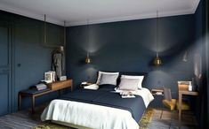 COQ Hotel Paris | Visit www.contemporarylighting.eu for more inspiring images and decor inspirations