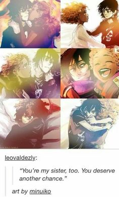 Siblings of Death, Nico Di Angelo and Hazel Levesque Solangelo, Percabeth, Will Solace, Magnus Chase, Dibujos Percy Jackson, Oncle Rick, Piper Mclean, Fanart, Trials Of Apollo