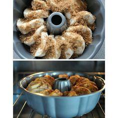 Fırında Tarçınlı Bademli Elma | Ev Kokusu