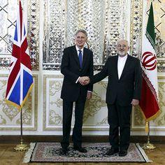 Le Regno Unit recupere le relacios diplomatike con Iran