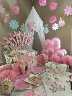 Princess Birthday Party Pack for 8 // Complete Party in a Box