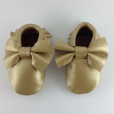 Goldilocks - Baby Moccasins