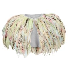 To know more about Kate Moss Topshop Feather Cape, visit Sumally, a social network that gathers together all the wanted things in the world! Featuring over 7 other Kate Moss Topshop items too! Hawaiian Crafts, Feather Cape, Cape Dress, Kinds Of Clothes, Holiday Fashion, Holiday Style, Kate Moss, Boho Wedding, Wedding Ideas