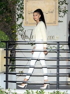 Zendaya outside Marie Claire's Fresh Faces Party Celebrating May Issue Cover Stars in LA 4/11/16