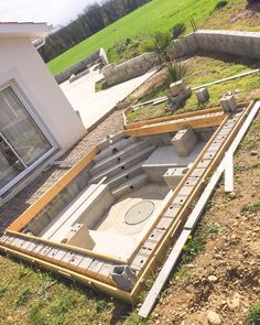 gorygul - 0 results for gardens Backyard Seating, Backyard Patio Designs, Backyard Pergola, Fire Pit Backyard, Backyard Ideas, Garden Seating, Pergola Ideas, Sunken Patio, Sunken Fire Pits