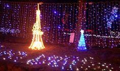Onsen Illumination 温泉イルミネーション