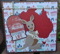Kaartjes: 10 weken, 10 diertjes: 7 kangoeroe