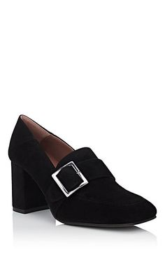 0a60645c7317 Barneys New York WOMEN S SUEDE PUMPS
