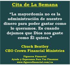 Cita de la Semana (16-Mar-2014) #mayordomia