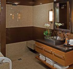 Cambria Quartz Bathroom - Sutton