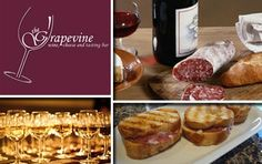 Grapevine is a great place to sample some top-notch wines and watch the world go by in Willow Glen.