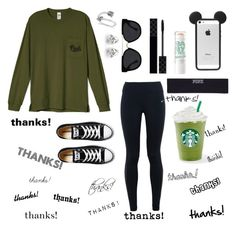 """""""3000 Followers! (Read D.)"""" by ahriraine ❤ liked on Polyvore featuring NIKE, Converse, Gucci, Quay, Victoria's Secret, Allurez and Georgini"""