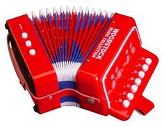 Woodstock Percussion Kid's Accordion, 2015 Amazon Top Rated Musical Instruments #Toy