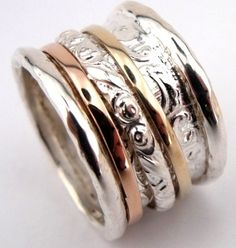 Stacking Rings from #Bluenoemi #jewelry