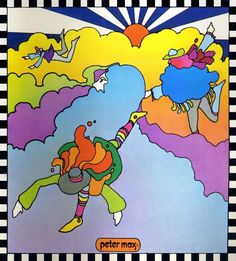 I'd Love To Turn You On, Peter Max 1970