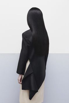 Strut London 2014 campaign Dress, Jil Sander Blazer, Yohji Yamamoto