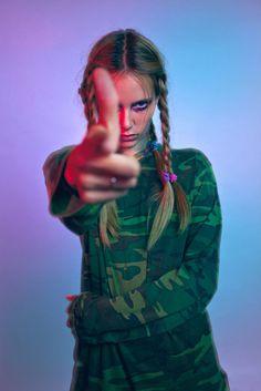 Oyster Fashion: Gavriel Maynard x Grace Small | Fashion Magazine | News. Fashion. Beauty. Music. | oystermag.com