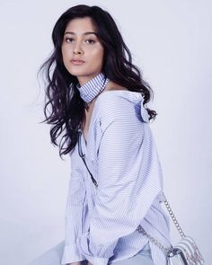 Maureen Wroblewitz wants the top Latest Hairstyles, Cool Hairstyles, Maureen Wroblewitz, Asia's Next Top Model, Filipina Beauty, Asian Hair, Hair Care Tips, Pure Beauty, Beautiful Gowns