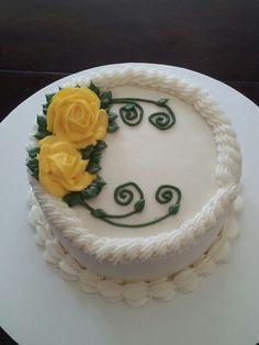 White Velvet Friendship Cake