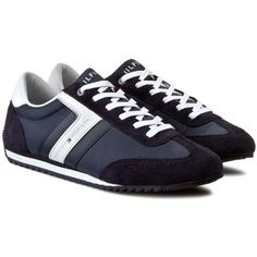 Sneakersy TOMMY HILFIGER - Banson 8C_1 FM56820867 Twillght 260