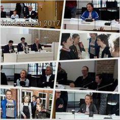 De Kruudwis groep 7 ging naar het gemeentehuis om daar mee te doen aan het kinderdebat. In de raadszaal werd er heftig gedebatteerd over 5 stellingen. Zeer interessant en leerzaam.