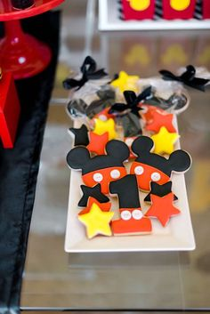 Mickey and Pals birthday party is underway for cute little Hakop! We decorated this birthday party with Hakop's favorite friend. Theme Mickey, Mickey Mouse 1st Birthday, Friend Birthday, 1st Birthday Parties, Birthday Ideas, Mickey Party Decorations, Kids Party Themes, Party Ideas, Mickey Mouse Photos