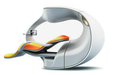 Low Frequency Rotating Magnetic Therapy System @ 2012 China Red Star Design Award
