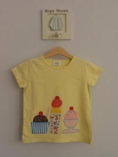 1c249e84d362 Mini Boden T-Shirt Shirt kurzarm Eisbecher gelb 110 116 5 6 Y NEU in  Nordrhein-Westfalen - Krefeld   eBay Kleinanzeigen