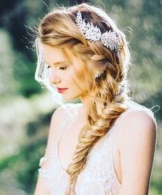 Pin for Later: 35 Bridal Braided Hairstyles That Are Exactly How You Want to Wear Your Hair