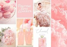 Wedding Magazine - The most popular colour palettes for 2016 weddings