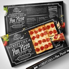 Design #69 by tomdesign.org | Unique Frozen Pizza Box Design
