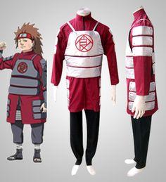 Naruto Shippuden Cosplay Choji Akimichi Costume  USD$94.99