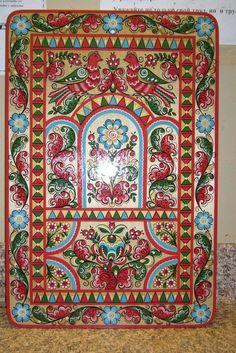 Любимая роспись | ๑۩۩๑ Роспись по дереву,стеклу и т.д.Мир творчест