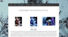 Nuestro Director Leonardo Orozco ha sido invitado a exponer en esta gran Website; llena de mucho Arte, fotografía, conceptos increíbles que te esperan! Bienvenidos! http://www.oeas.com.co/oeas/?q=node%2F