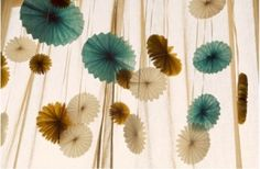 paper garland by joanna
