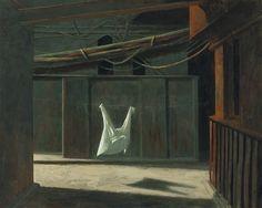 Rick Amor, Still Life (Interior) Australian Painting, Australian Artists, Magic Realism, My Favorite Image, City Art, Woodblock Print, Cool Artwork, Collage Art, Collages