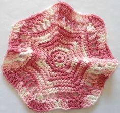 Lacy Delights Crochet Dishcloth – Maggie Weldon Maggies Crochet