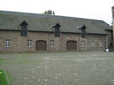 Hinterhof Burg Friedstrom
