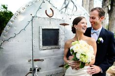 Wedding camper.. Perfect!